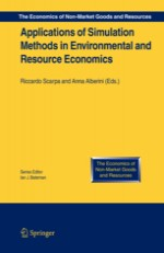 Applications of Simulation Methods in Environmental Resource Economics