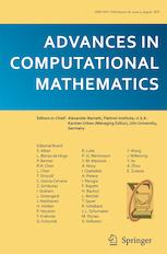 Advances in Computational Mathematics